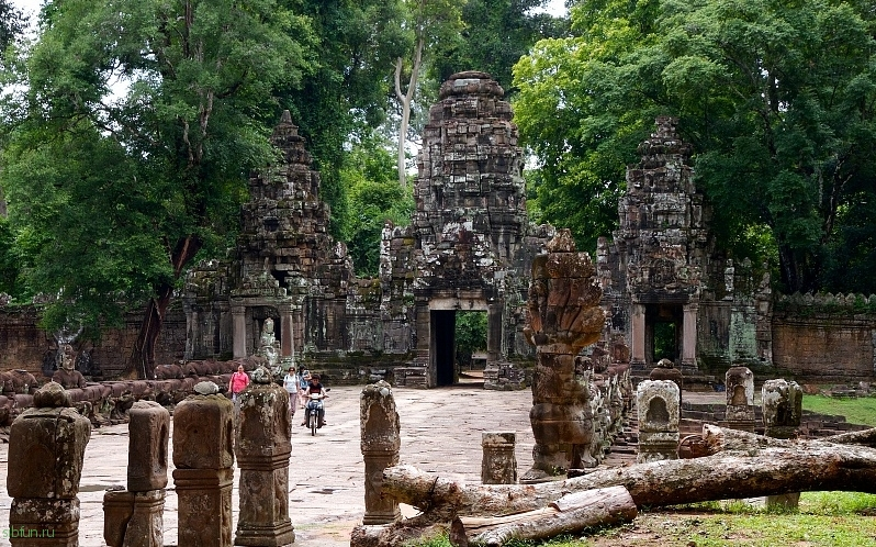 introduction to angkor wat